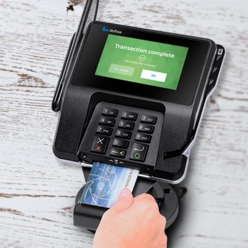 Verifone Integrated Solution